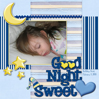 Good Night Sweet