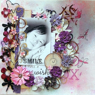 Smile and Make A Wish