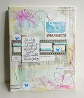 Snapshots {Canvas}