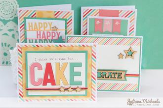 Birthday Cards ***Elle's Studio***