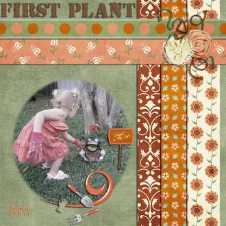 First Plant (Carmen's)