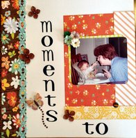 moments(March 2014 One Word Challenge)
