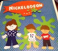 Nickelodeon Hotel Paper Dolls