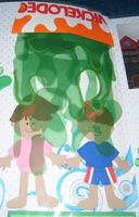 Nickelodeon Paper Dolls Closeup