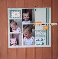Cute Cole - BF #64