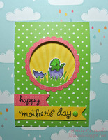 card using Lawn Fawn products