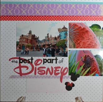 Best Part of Disney