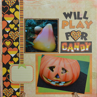 Will Play for Candy