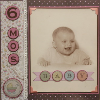 6 mos. Baby