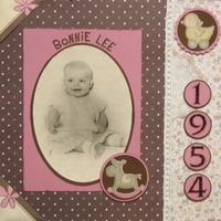 Bonnie Lee - 1954