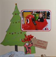 Santa Visit Christmas 2013