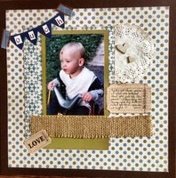 ouch(April 2014 Scraplift GD Challenge)