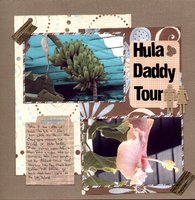 Hula Daddy Tour