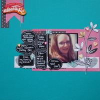 ME @35 *Scraplift The Guest Designer Challenge*