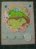 Springtime Sleeping Dragon