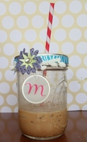 Decorated Mason Jar