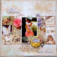 Too Cute - My Creative Scrapbook May LE Kit