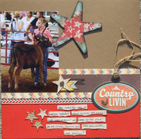 Country Girl *NSD element challenge