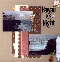 Hawaii at Night