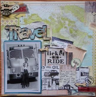 NSD #4 Spelling - Travel