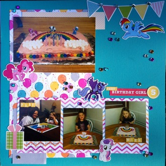 Sweet Birthday Girl - 5