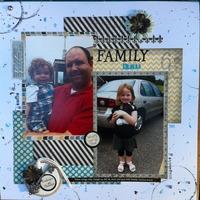 Family Love - NSD Spelling challenge