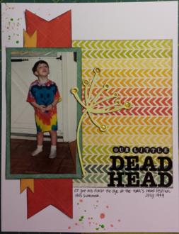 our little dead head