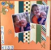 this kiss(May 2014 Sketch/Stash Challenge)