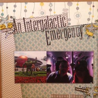 An Intergalactic Emergency