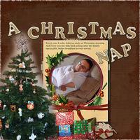 A Christmas Nap