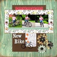 New Bike (Theme Challenge)