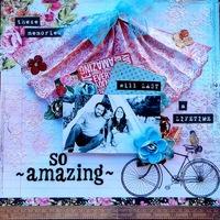 So Amazing - My Creative Scrapbook Kits