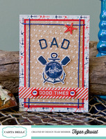 Dad card **Carta Bella**