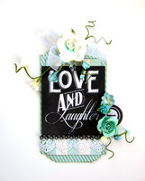 Love & Laughter Tag