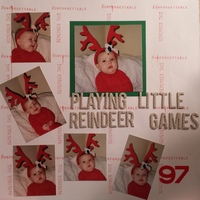 Playing Little Reindeer Games