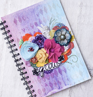 """Grow"" Art Journal"