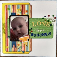 love her bunches(June 2014 Use Your Stash Challenge)