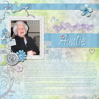 My Sweet Auntie