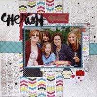 Cherish - JulyPack 'Em In