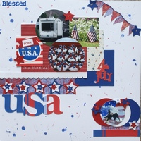 Blessed - Born in USA