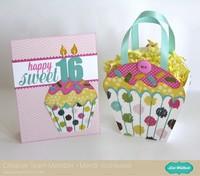 An Echo Park Splendid Sunshine Gift Set by Mendi Yoshikawa