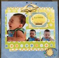 Hayden You are my sunshine