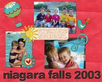 Niagara Falls 2003