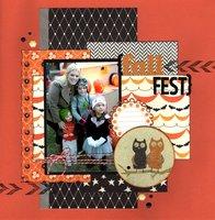 Fall Fest (Pinterest Challenge)