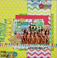 The Girls of Summer {Pack 'Em In}