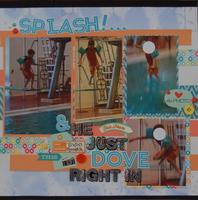 SPLASH! *July DIY Challenge*