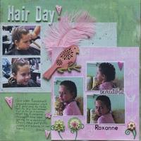 Hair Day!