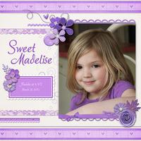 Sweet Madelise