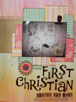 First Christian Egg Hunt