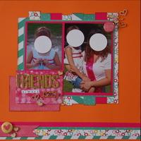 Friends Always*Challenge- Scrapbooking #3*